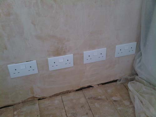 electricians in Eaglesham